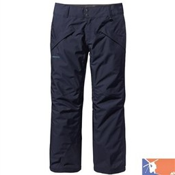 PATAGONIA PATAGONIA Snowshot Pants-Regular-Men's 2015/2016 - XXL - Navy Blue