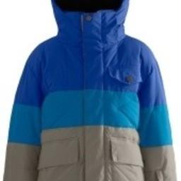 ORAGE ORAGE Avor Boy's Jacket 2014/2015 - 16 - Fog