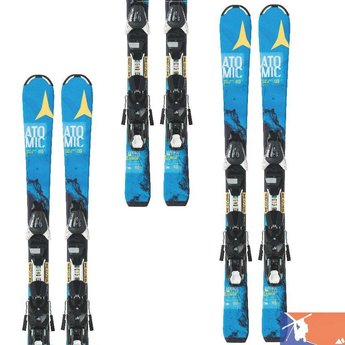 ATOMIC ATOMIC Vantage With AMP XTE 045 I Jr. Ski 2015/2016 - 90