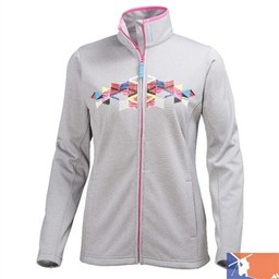 HELLY HANSEN HELLY HANSEN Graphic fleece Jacket Women's 2015/2016 - L - Penguin