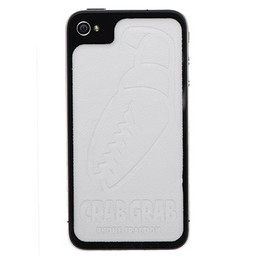 CRAB GRAB CRAB GRAB Phone Traction 2014/2015 - White