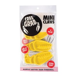 CRAB GRAB CRAB GRAB Mini Claw 2014/2015 - Yellow