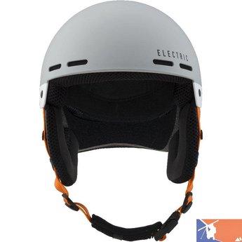 Electric ELECTRIC Saint Helmet 2015/2016 - Small - Matte Grey/Orange