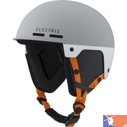 Electric ELECTRIC Saint Helmet 2015/2016 - Medium - Matte Grey/Orange