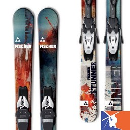 FISCHER FISCHER Stunner Jr Skis 2014/2015 - 101