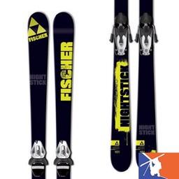 FISCHER FISCHER Nightstick Skis 2014/2015 - 181