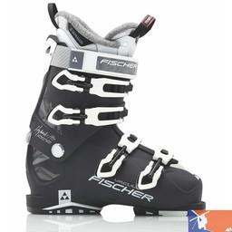 FISCHER FISCHER Hybrid 10 Vacuum Women's Ski Boots 2015/2016 - 25.5 - Black