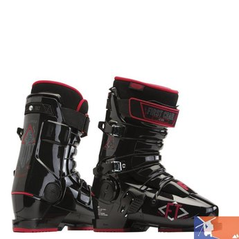 FULL TILT FULL TILT First Chair 6 Ski Boot Men's 2015/2016 - 29.5 - Black/Red