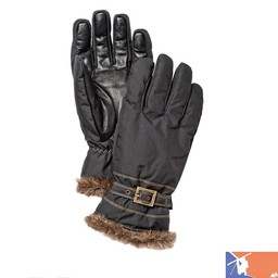 HESTRA HESTRA Winter Forest Women's Glove 2015/2016 - 5 - Black