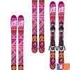 K2 K2 Luv Bug Girl's Skis with 4.5 Binding 2015/2016 - 76