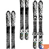 K2 K2 Indy Jr Skis with 4.5 Binding 2015/2016 - 100