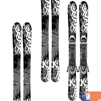 K2 K2 Indy Jr Skis with 4.5 Binding 2015/2016 - 88