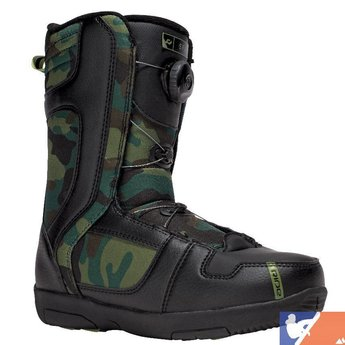 RIDE RIDE Spark Jr Snowboard Boots 2015/2016 - 5.0