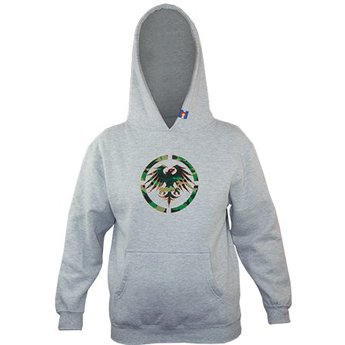 NEVER SUMMER NEVER SUMMER Eagle Pullover Boy's Hoodie 2014/2015 - Heather - S