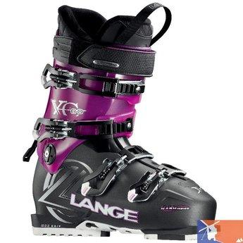 LANGE LANGE XC 80 Women's Ski Boots 2016/2017 - 24.5