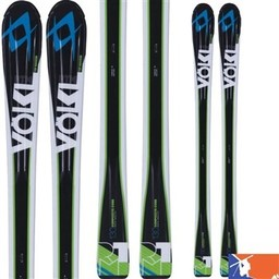 VOLKL VOLKL RTM Junior Skis 2014/2015 - 80
