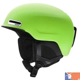 SMITH SMITH Maze Helmet 2015/2016 - Small - Matte Reactor Green