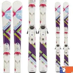 ROSSIGNOL SKI ROSSIGNOL Fun Girl Jr. W/Xelium Saphire 45 Skis 2014/2015 - 100