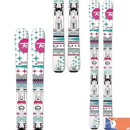 ROSSIGNOL SKI ROSSIGNOL Terrain Girl Jr Skis 2015/2016 - 92