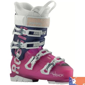 ROSSIGNOL SKI ROSSIGNOL Alltrack 70 Women's Ski Boots 2015/2016 - 24.5 - Pink/Violet