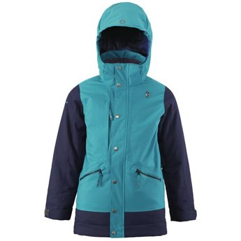 SCOTT SCOTT Essential Boys JR. Jacket 2014/2015 - Evening Blue/Tile Blue - S