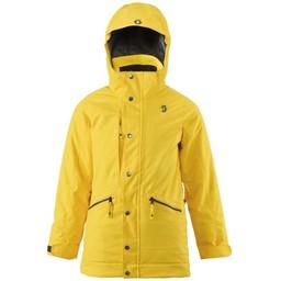 SCOTT SCOTT Essential Boys JR. Jacket 2014/2015 - Chrome Yellow - M