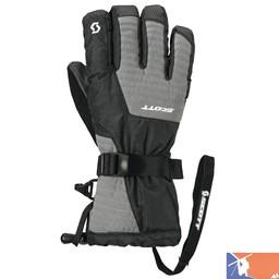 SCOTT SCOTT Tac-30 Jr Glove 2015/2016 - S - Gray/Black