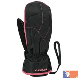 SCOTT SCOTT Tac-20 Jr Mitten 2015/2016 - XL - Black/Pink
