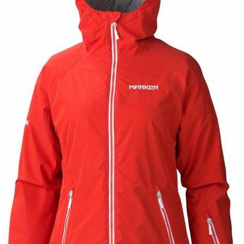 MARKER MARKER Fall Line Jacket Women's 2014/2015 - XS - Aurora Red