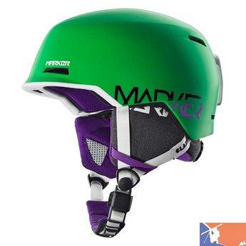 MARKER MARKER Clark Ski Helmet 2015/2016 - Small - Kelly Green