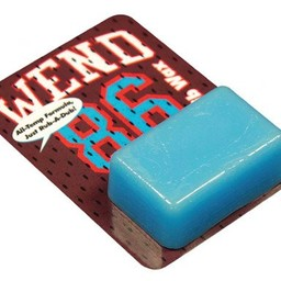 "Wend WEND WAX ""86"" Jib Pocket Wax Clamshell 2014 / 2015"