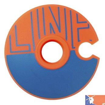 "LINE LINE Pin Pole Men's 2015/2016 - 40"" - Blue/Orange"