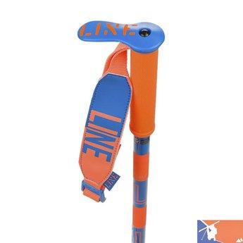 "LINE LINE Pin Pole Men's 2015/2016 - 42"" - Blue/Orange"