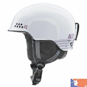 K2 K2 Ally Women's Helmet 2015/2016 - Small - White