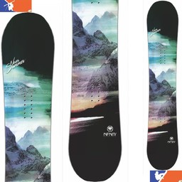 NEVER SUMMER INFINITY SNOWBOARD - WOMENS' 2016/2017