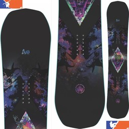 NEVER SUMMER PROTO TYPE TWO SNOWBOARD - WOMENS' 2016/2017
