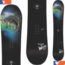 NEVER SUMMER WEST SNOWBOARD 2016/2017