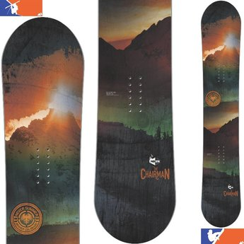 NEVER SUMMER CHAIRMAN SNOWBOARD 2016/2017