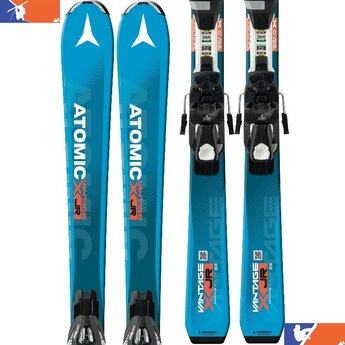ATOMIC Vantage Jr. III Skis w/ EZYTRAK 7 Bindings - Junior 2016/2017