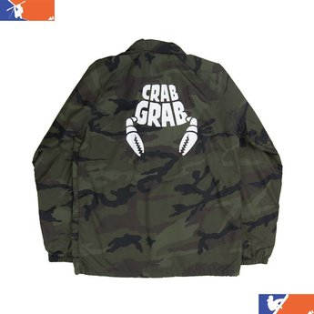 CRAB GRAB Classic Coaches Jacket 2016/2017