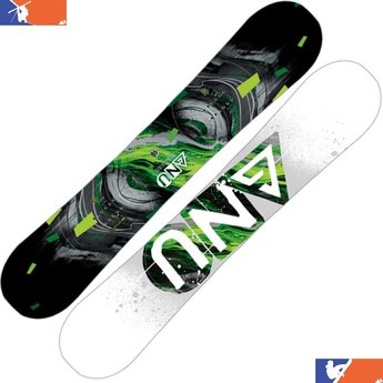 GNU CARBON CREDIT BTX SNOWBOARD 2016/2017