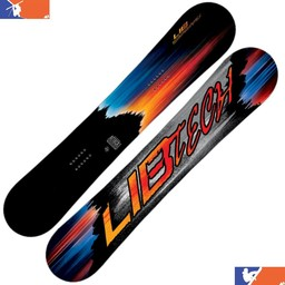 LIB-TECH ATTACK BANANA HP C2 SNOWBOARD 2016/2017