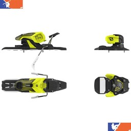 SALOMON N WARDEN 11 Bindings 2016 / 2017