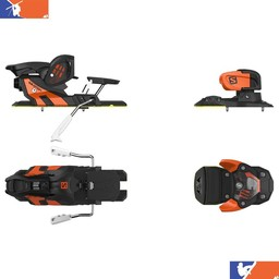 SALOMON N WARDEN MNC 13 SKI BINDINGS 2016/2017
