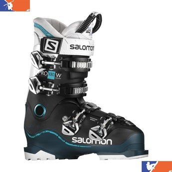 SALOMON X Pro X80 CS SKI BOOTS - WOMENS' 2016/2017