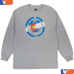 NEVER SUMMER COLORADO BOLTS L/S TEE 2016/2017