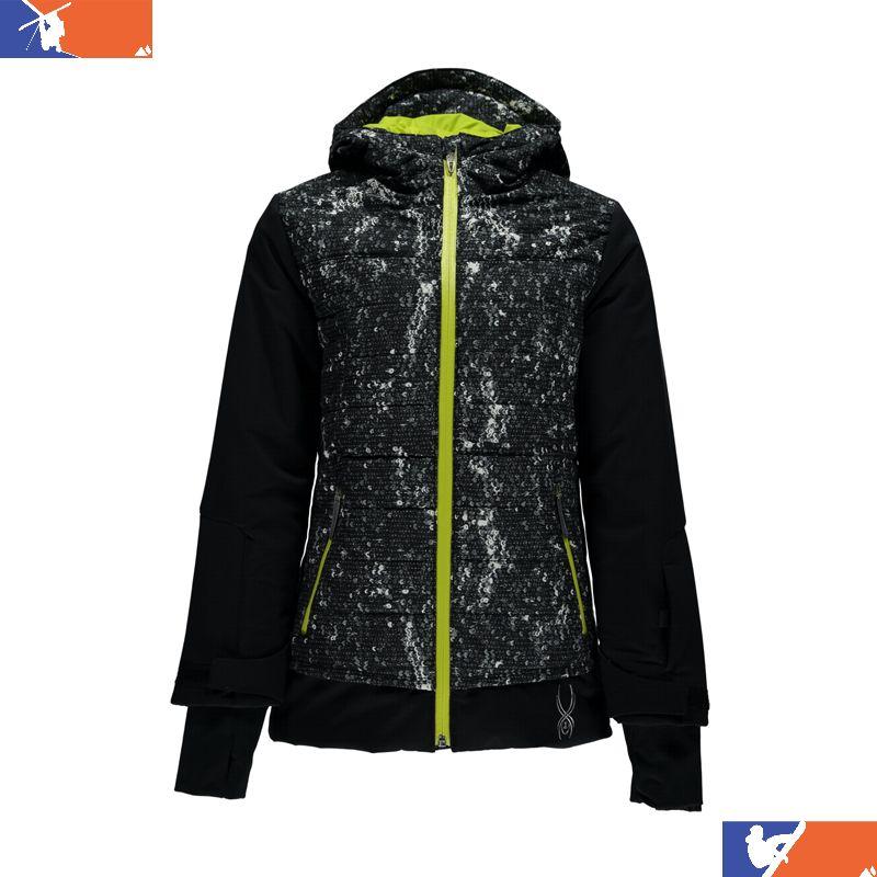 7ec9d3323701 spyder spyder moxie ski jacket junior girls ski jacket huge sale ...