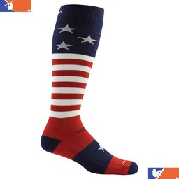 DARN TOUGH CAPTAIN AMERICA OTC LIGHT SOCKS 2016/2017