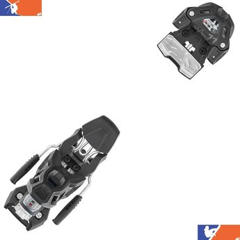 FISCHER ATTACK 11 SKI BINDINGS W/90MM BRAKE 2016/2017