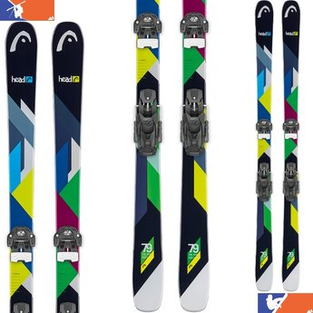 HEAD THE SHOW MC SKIS 2016/2017